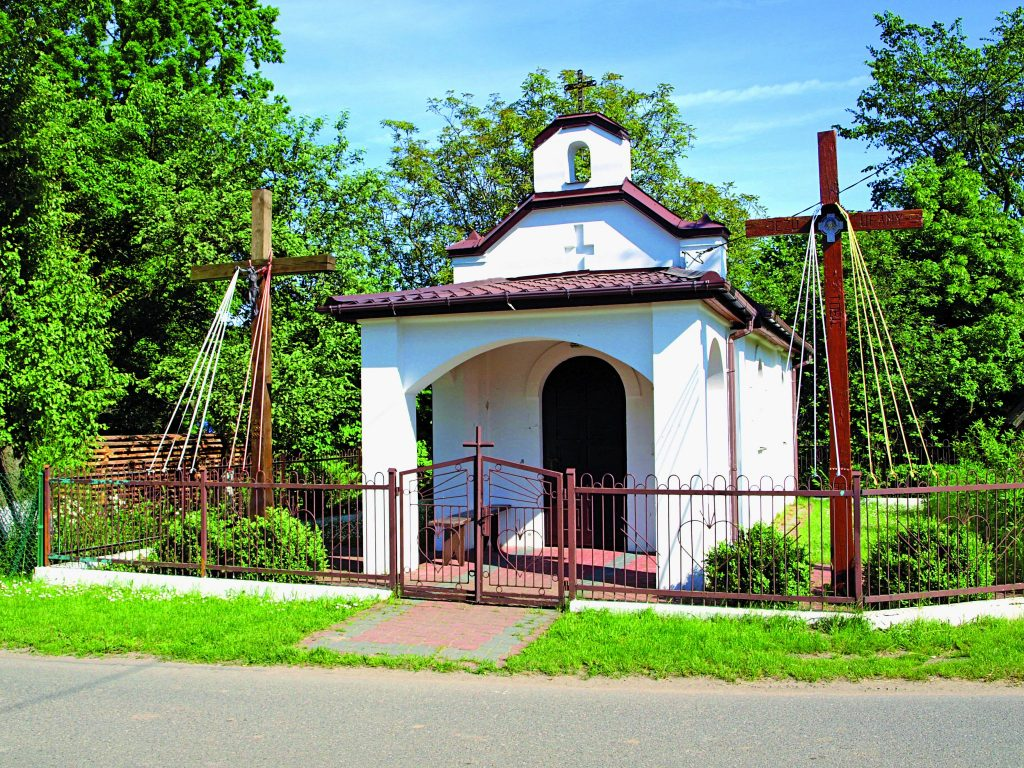 Kaplica p.w. Matki Boskiej Częstochowskiej w Kopcach