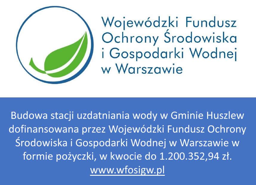 Wojewódzki Fundusz Ochrony Środowiska i Gospodarki Wodnej - baner